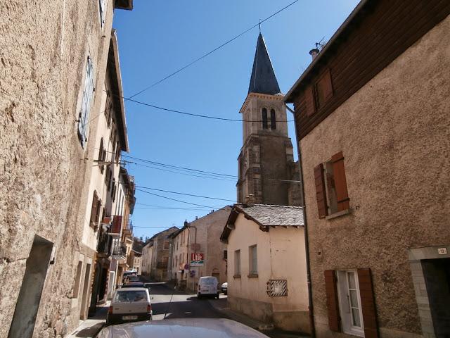 Iglesia de La Cabanasse