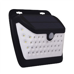 Lampa solara 32 LED de perete IP65, 2.5W, 350 lumeni