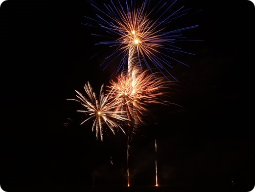 Wistaston Fireworks Display (1)