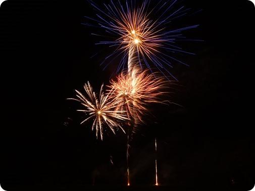 Wistaston Fireworks Display (1)