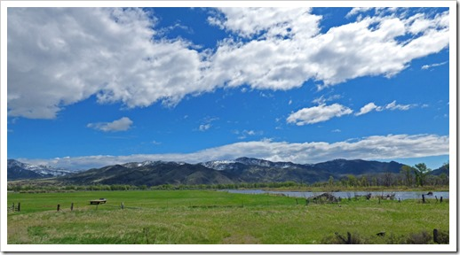 Along U.S. Hwy. 287 near Cardwell Montana