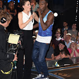 OIC - ENTSIMAGES.COM - Emma Willis and Brian Belo at the Big Brother 2015 - fifth eviction London June 12th 2015  Photo Mobis Photos/OIC 0203 174 1069