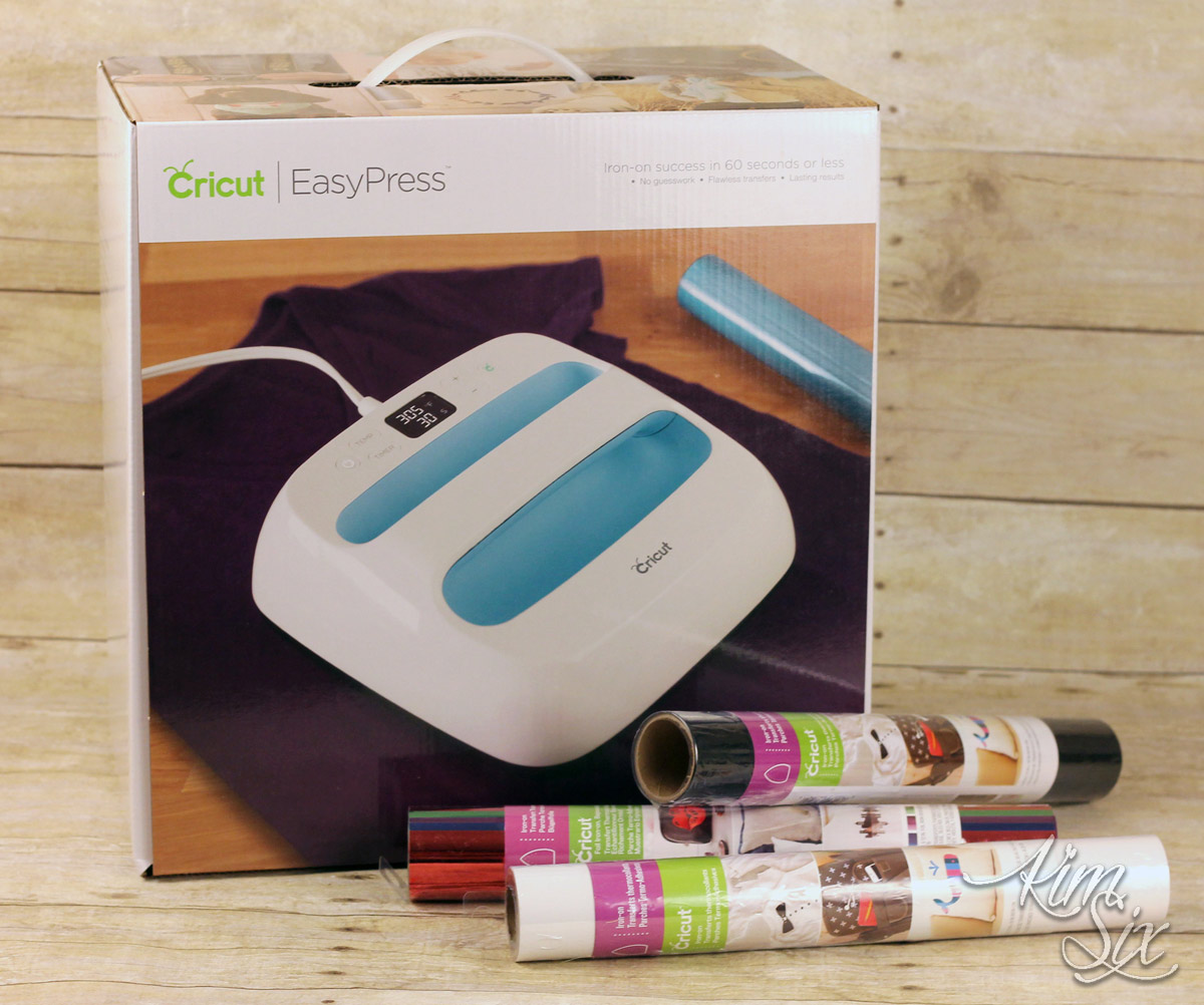 Cricut easy press for HTV