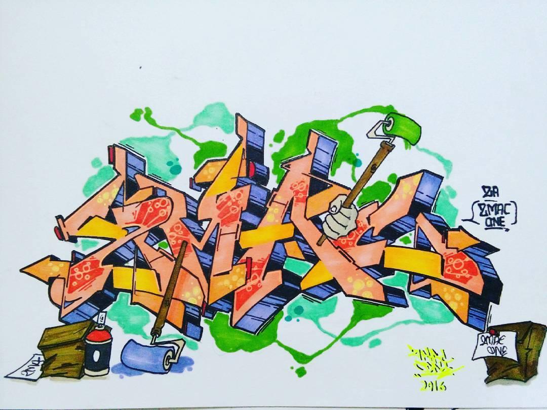 dibujos-lapiz-graffitis425