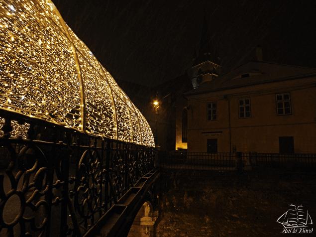 podul minciunilor iarna sibiu