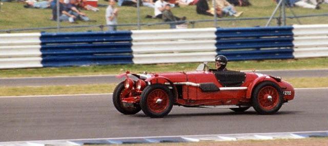Aston Martin LM10, 1932 г.