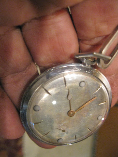 RARE INVICTA POCKET W MARKSMAN BADE + 1946 JAPAN COVER - IMG_8643.JPG