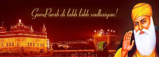 Happy Guru Nanak Jayanti Wishes SMS Gurpurab FB Whatsapp Status DP Images 2018