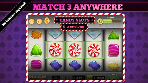 777 Candy Casino Slot Machine