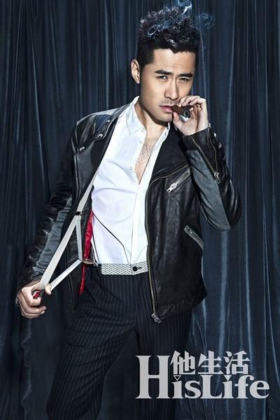 Huang Zheng  China Actor