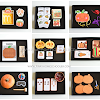 Pumpkin Themed Activity Trays for Kids