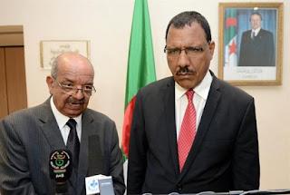 Messahel souligne la concordance «totale» de vues entre l 'Algérie et le Niger dans la lutte antiterroriste