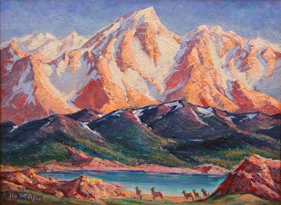 """Mountain Bighorn"""