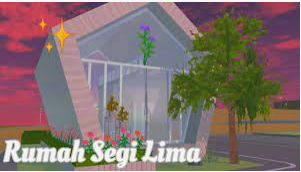 ID Rumah Segi Lima Di Sakura School Simulator