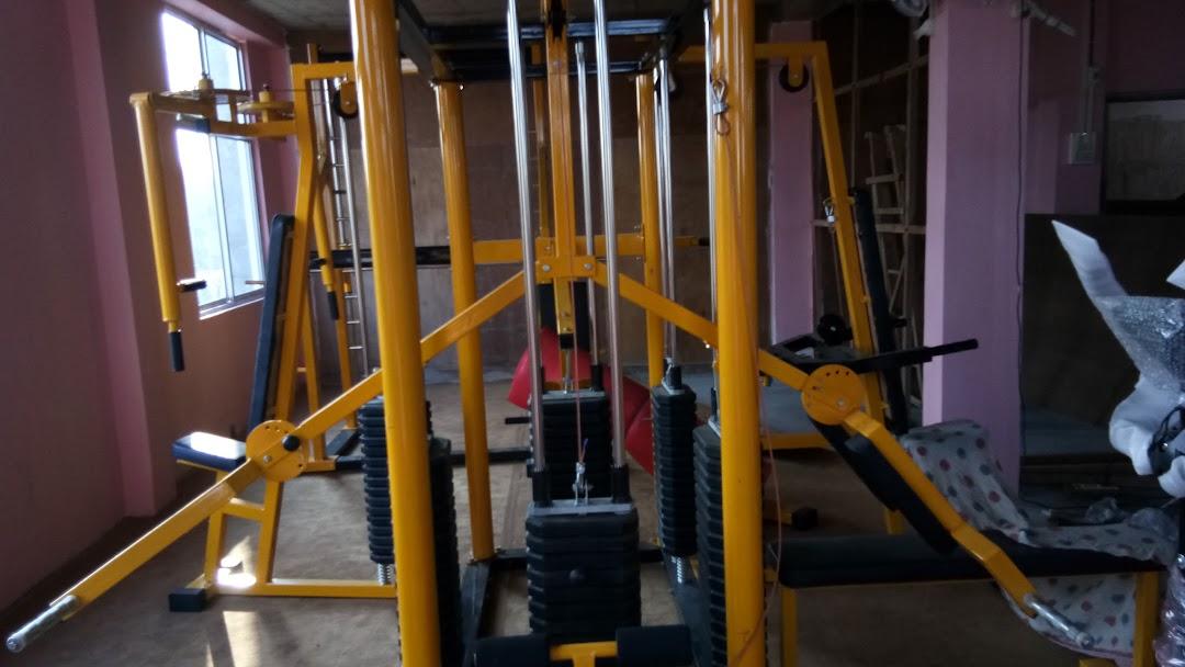 Galaxy gym gym in haldia