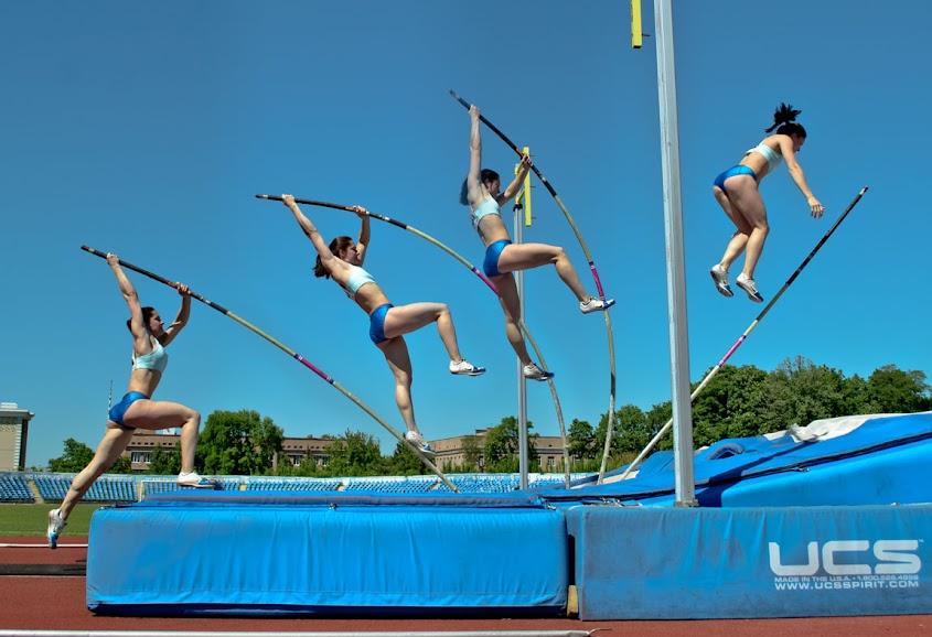 Фотографии. Кубок України з легкої атлетики (бігові та стрибкові види) - І етап