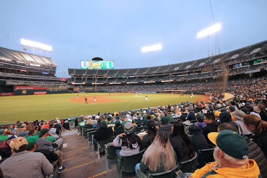 10 Things to Do with Kids At Oakland A's Games