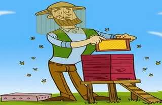 El apicultor fabulas clasica