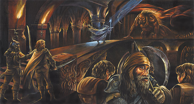 The Bridge, Magick Warriors 3