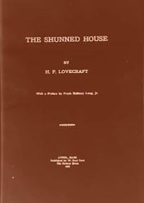 Cover of Howard Phillips Lovecraft's Book The Shunned House