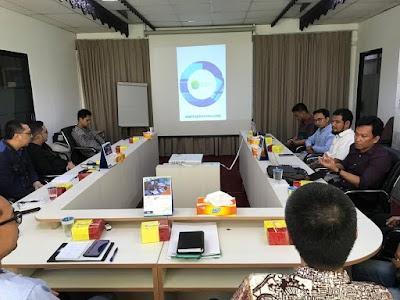 Menuju Kerja Sama Konkret, Komunitas Startup Borneo Meeting dengan Bank Kalsel
