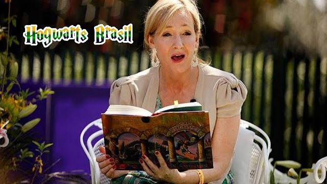 Há 8 anos atrás o jornal britânico Sunday Times fazia uma revelação chocante sobre J.K. Rowling