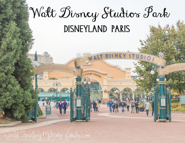 walt disney studios park disneyland paris world traveling military family. Black Bedroom Furniture Sets. Home Design Ideas