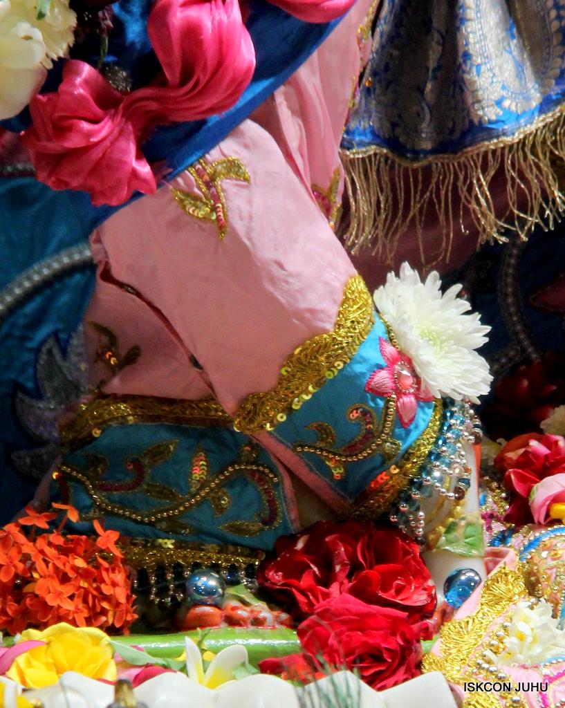 ISKCON Juhu Sringar Deity Darshan on 29th Dec 2016  (1)