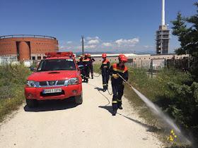 38 municipios contarán este verano con autobombas ligeras contra incendio