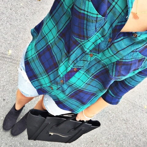 style on a budget, how to wear plaid, mom fashion, look for less
