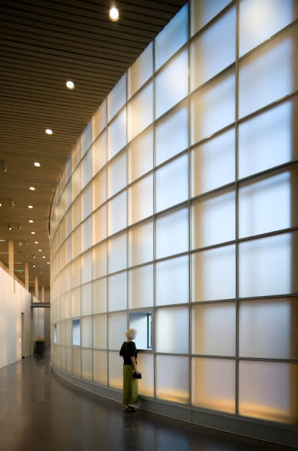 The Lightcatcher is part of Whatcom Museum and was designed by Architect Jim Olson / Credit: Whatcom Museum