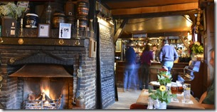 The Griffin Inn pub view