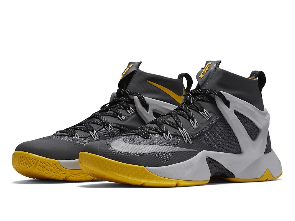 half off 0bf71 0f71a ... Nike Adds 4th Colorway of the LeBron Ambassador 8 ...