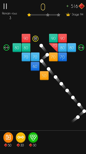 Balls Bricks Breaker 2 - Puzzle Challenge apkdebit screenshots 1