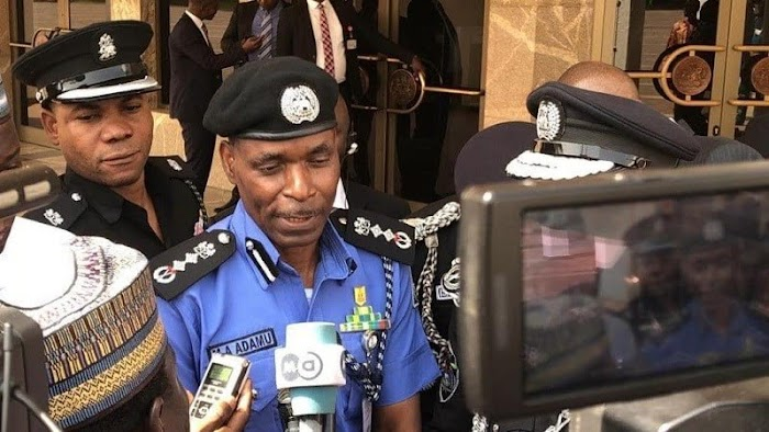 Use your firearms for self-defense – IGP Adamu tells police officers