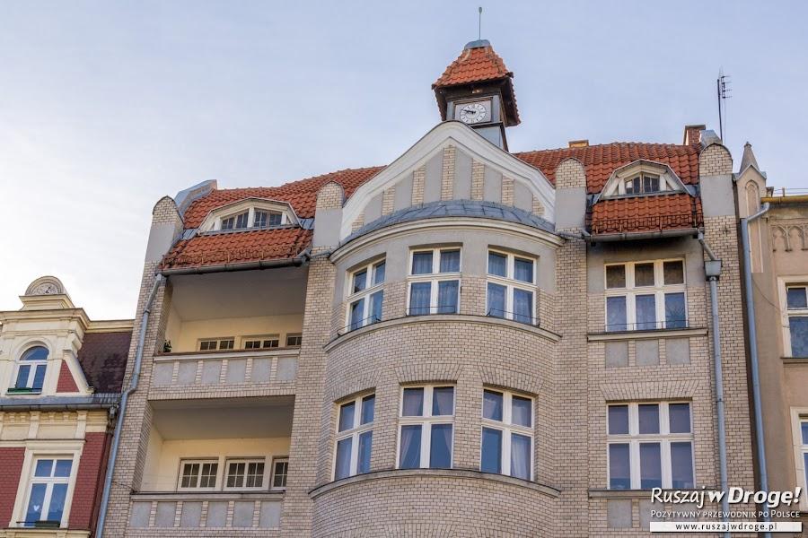 Kamienica na rynku w Wałbrzychu