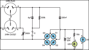 How to make Mp3 player at Home: Power Saver Circuit Diagram by ...