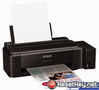 Reset Epson L558 Waste Ink Counter overflow problem