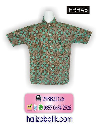 desain baju batik, contoh batik, model busana batik
