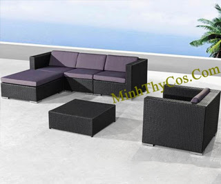 Rattan Sofa Set-MT138