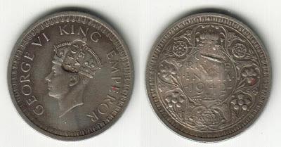 rare indian coins