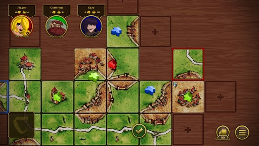 Carcassonne HD - Android