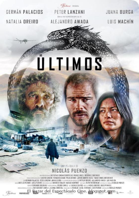 Los ultimos fecha de estreno poster pelicula argentina for Ultimos chimentos del espectaculo