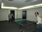 Tischtennis in meiner Firma