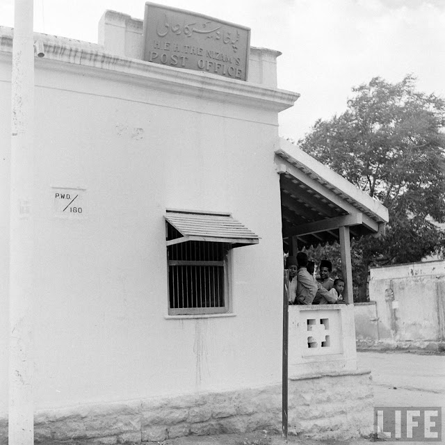 Hyderabad - Rare Pictures - postoffice.jpeg