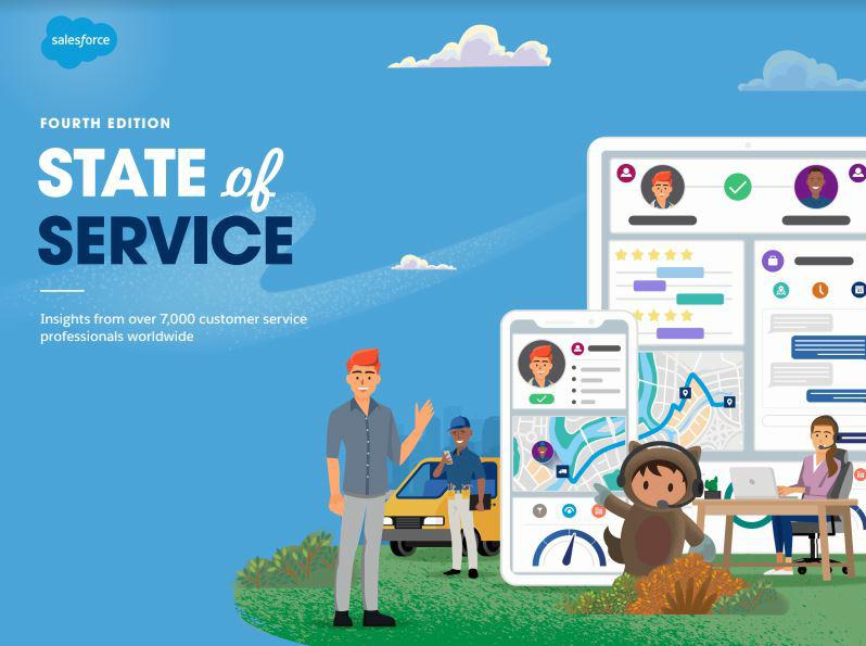 อนาคตแห่งการบริการ: ผลสำรวจทั่วโลกโดย Salesforce ชี้ภาวะ Covid-19 มีผลกระทบในระยะยาว