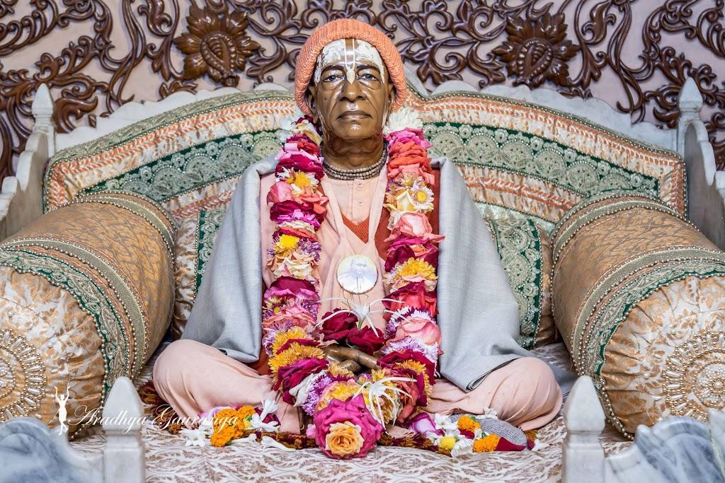 ISKCON Mayapur Deity Darshan 11 Jan 2017 (16)