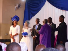 Joel & Marie Kisoki Wedding