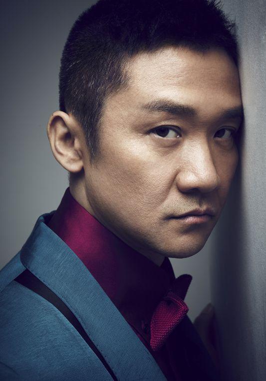 Huang Zhizhong China Actor
