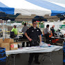 WSPD Officer Rybak  @ National Night Out in West Seneca 2009